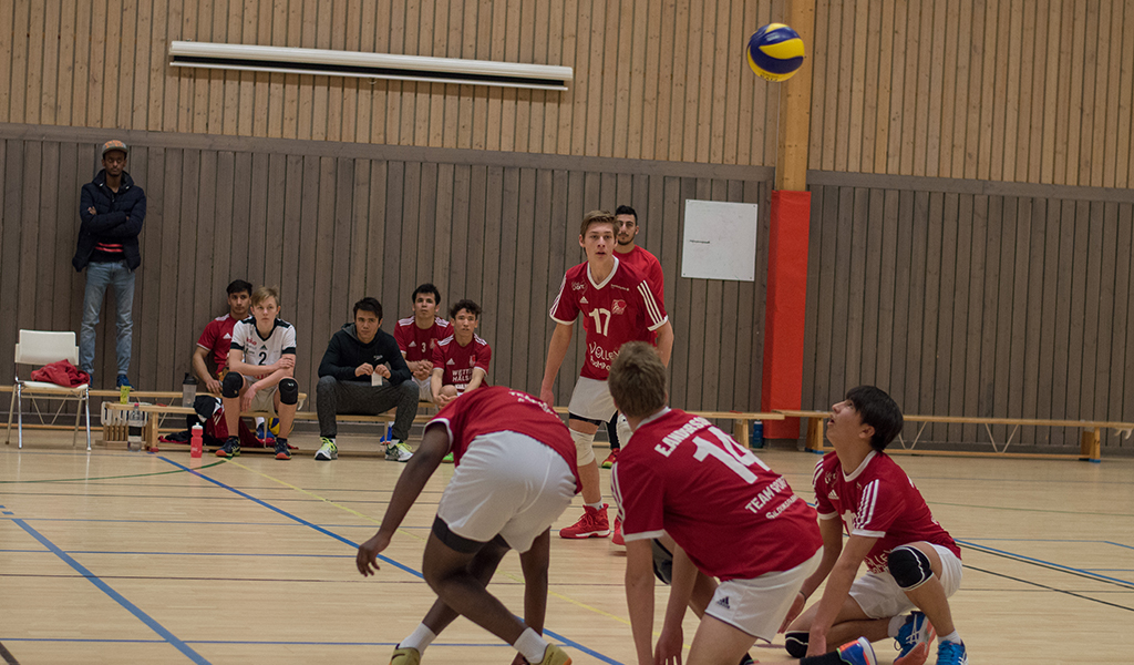 Volleyboll U18 SM