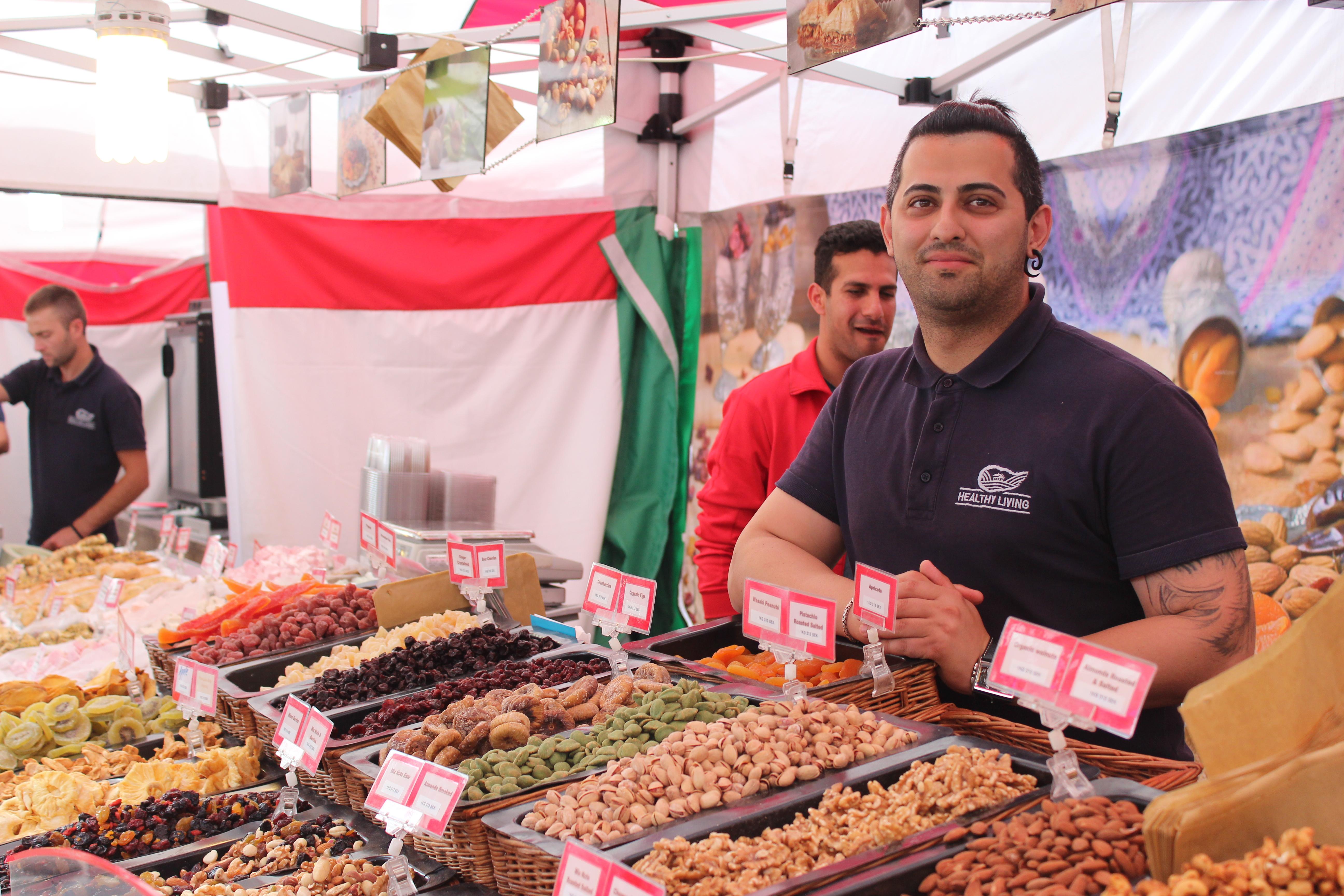 internationella matmarknaden