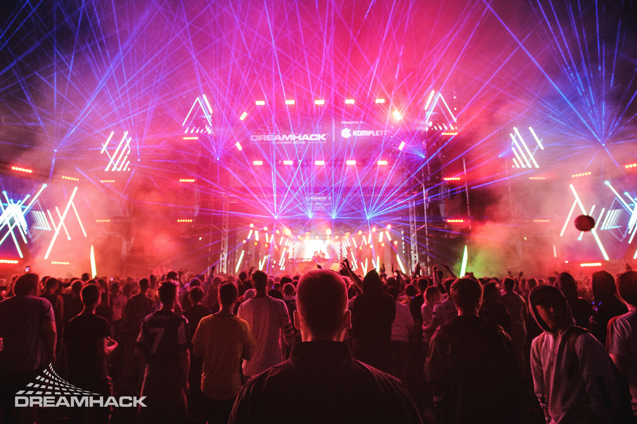 DreamHack stage