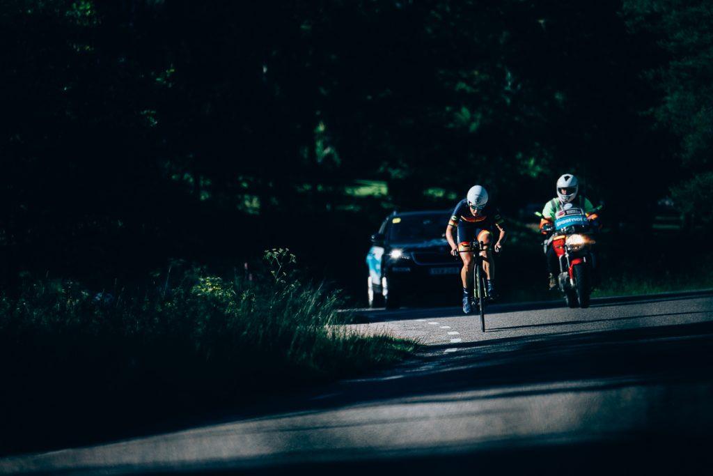 SM cykel i tempo