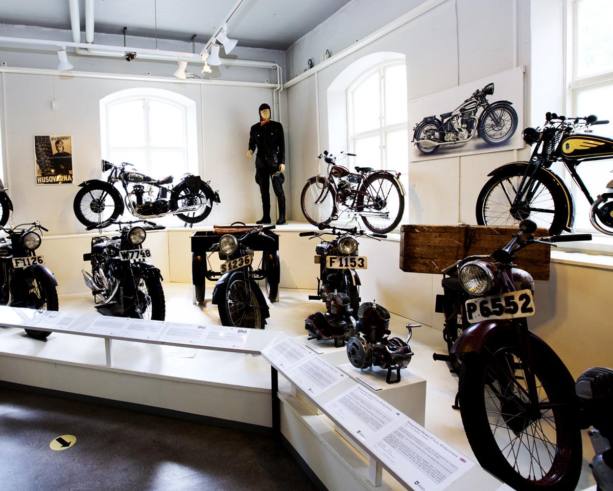 Husqvarna Fabriksmuseum