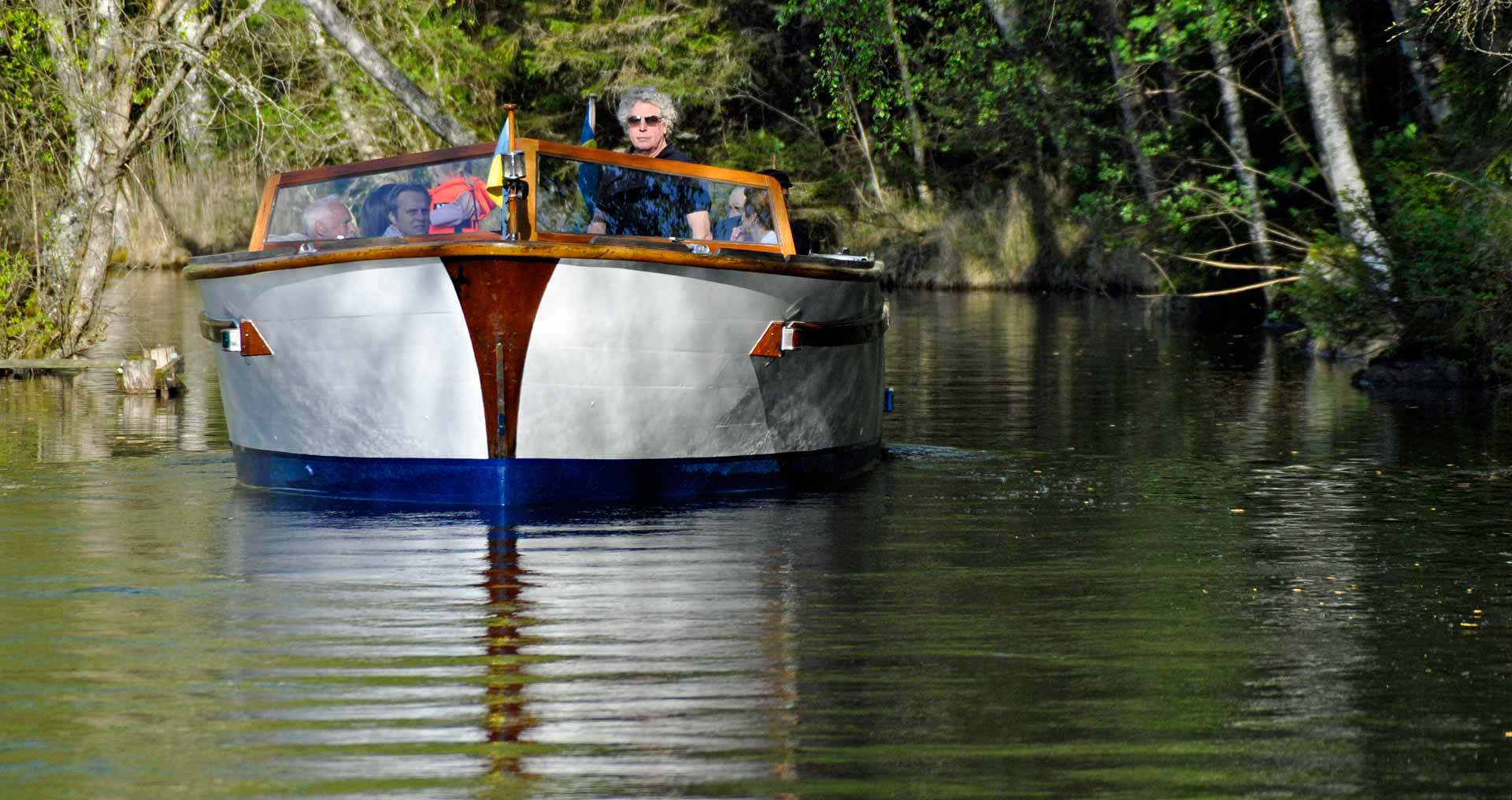 Trolska båtturer
